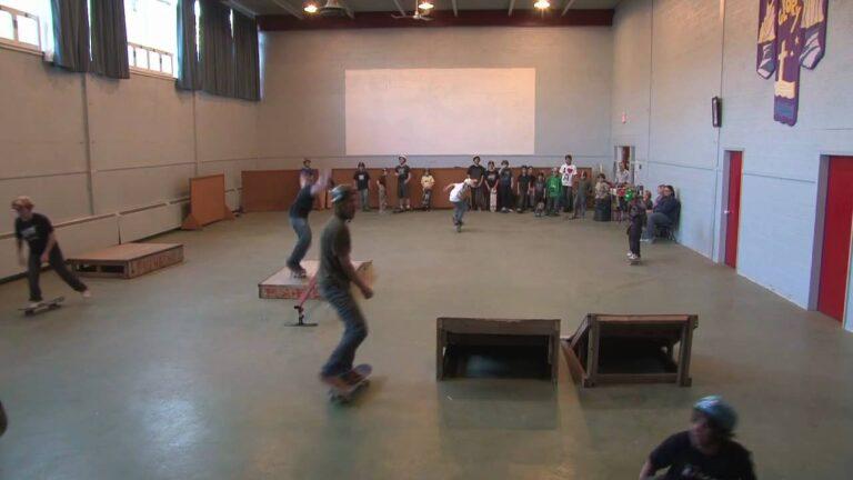 VIDEO<br>Skater Church