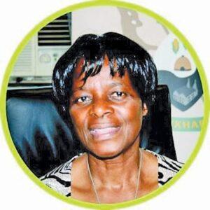 Bishop-elect Ellinah Ntfombi Wamukoya