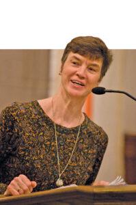 O'GARA: theologian championed ecumenism. Photo: Michael Swan, The Catholic Register