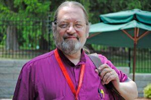 National Indigenous Anglican Bishop Mark MacDonald. Photo: Marites N. Sison