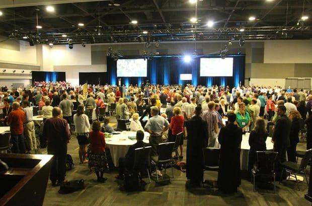 Full communion 'must benefit the world'