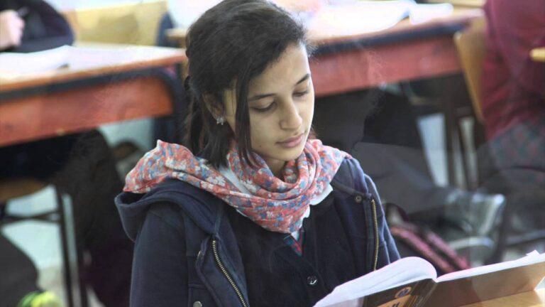 Students at Arab Episcopal School: A Photo Essay