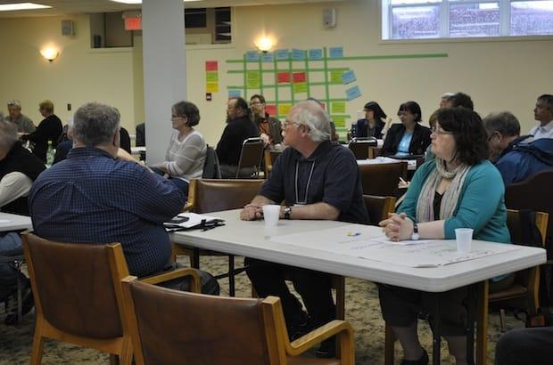 Conference energizes participants