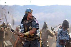 Christian Bale plays Moses in Exodus: Gods and Kings. Photo: Twentieth Century Fox Film