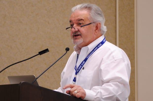 Diocese of Ottawa Bishop John Chapman: