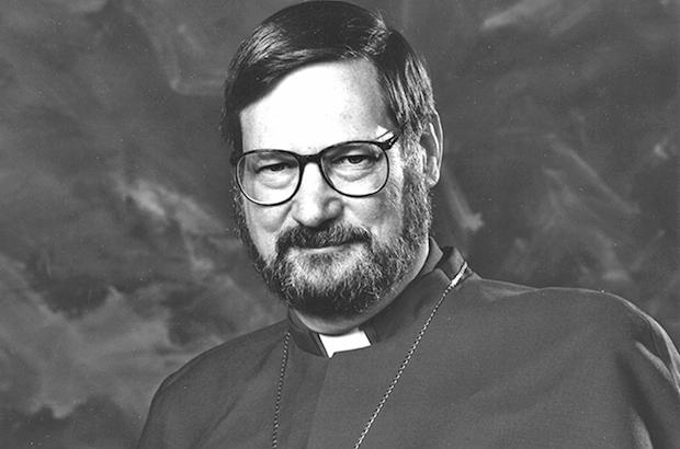Former bishop of Cariboo James Cruickshank dies