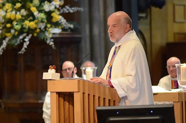 Archbishop David Chillingworth, primate of the Scottish Episcopal Church. Photo: Scottish Episcopal Church