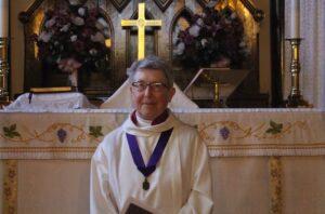 Joanne Turner still honours the venerable folk art of quilt. Photo: Contributed