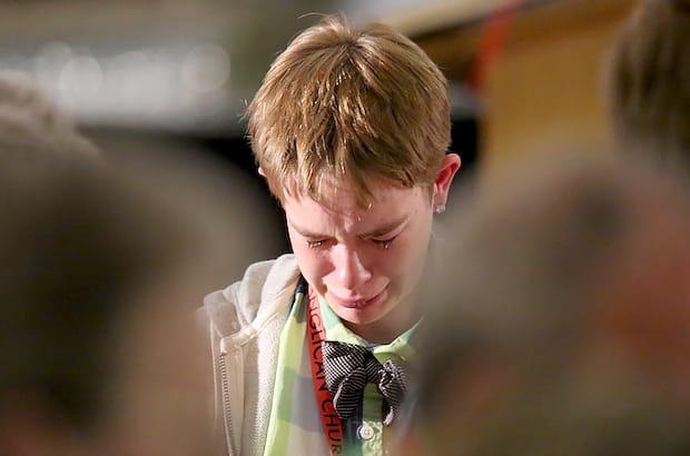 Relief, despair as same-sex marriage motion fails