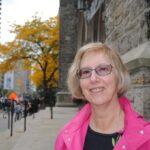 Nancy Truscott, parish nurse at St. Paul's Bloor Street, Toronto Photo: Tali Folkins