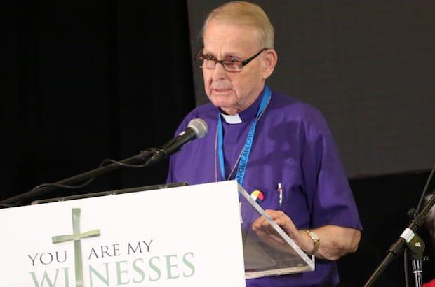 Terence Finlay, 79, 'joyful…and deeply faithful'