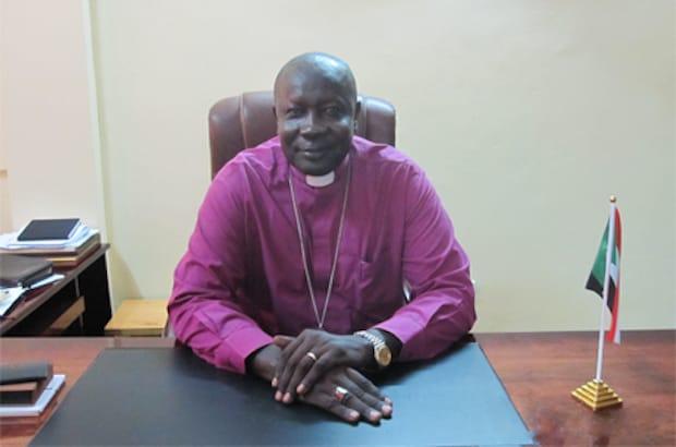 Primate announced for Sudan