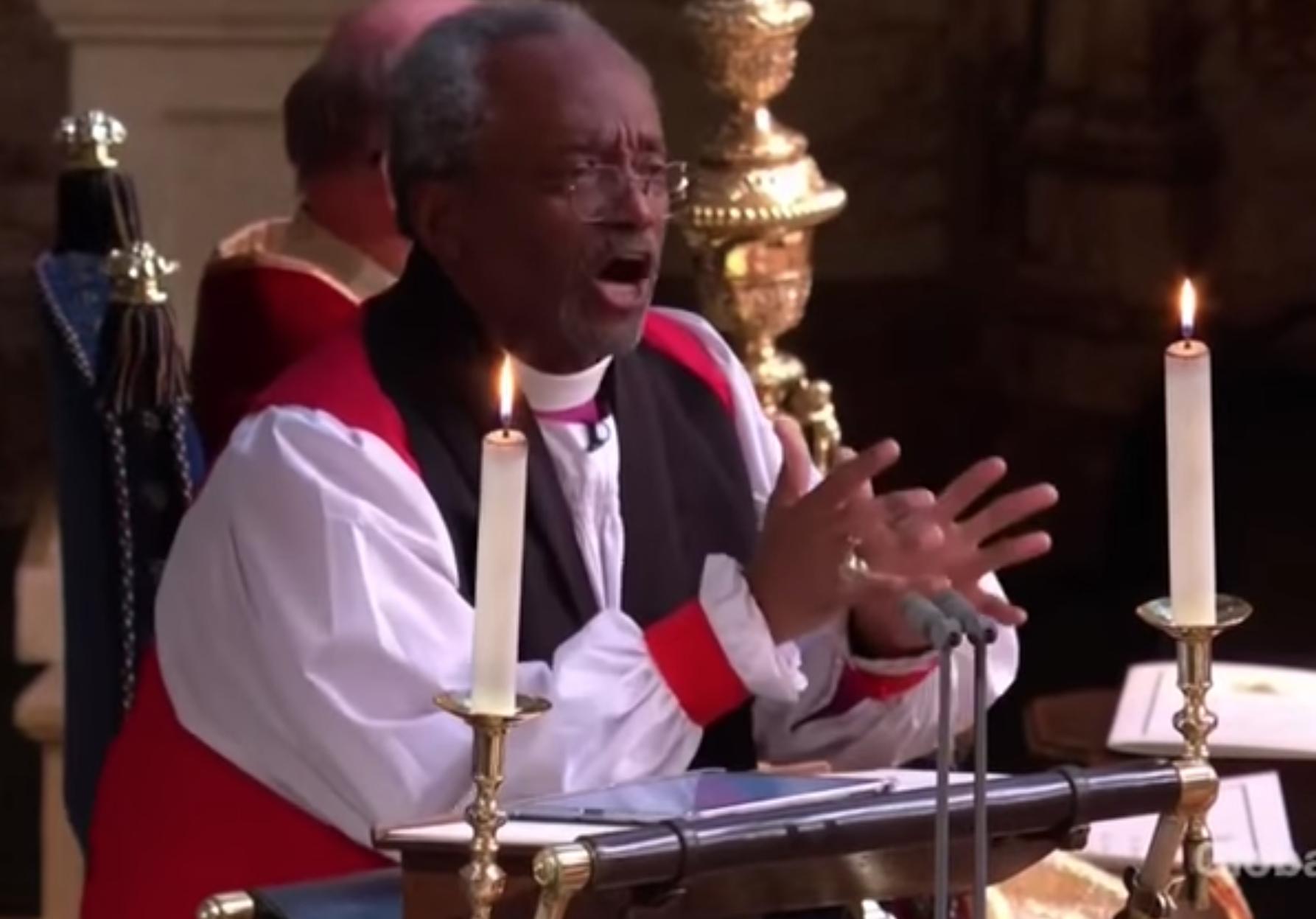 Royal Wedding Preacher Presiding Bishop Michael Curry Shares His