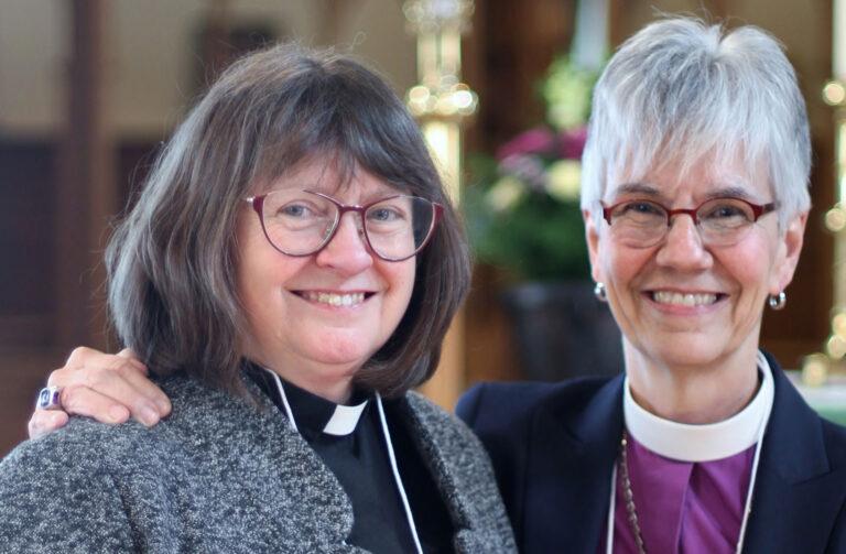 Lynne McNaughton elected bishop of Kootenay