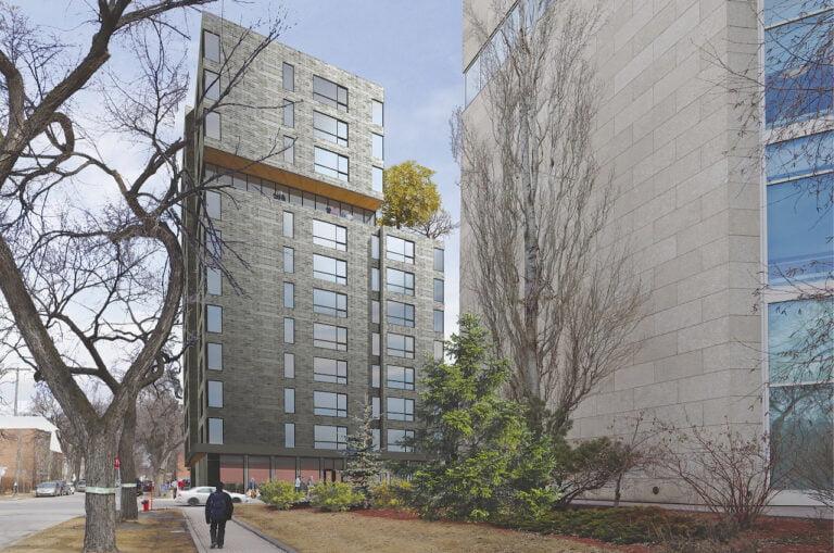 Common ground: Winnipeg church plans affordable housing on site of parish hall