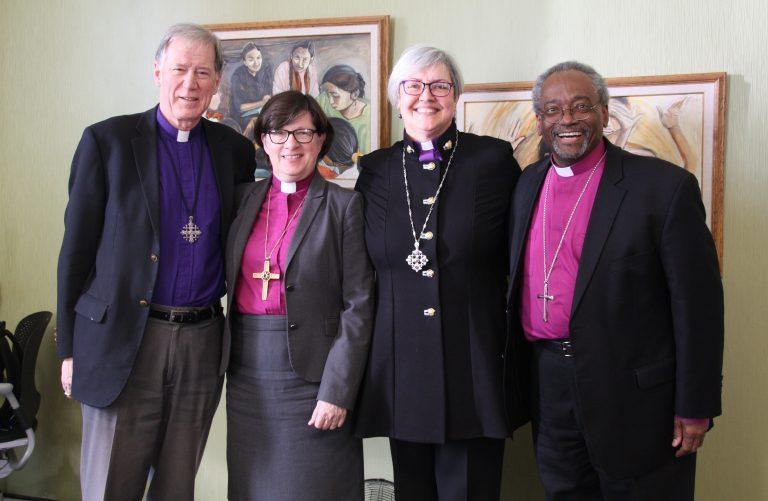 A grateful moment for ecumenical leadership