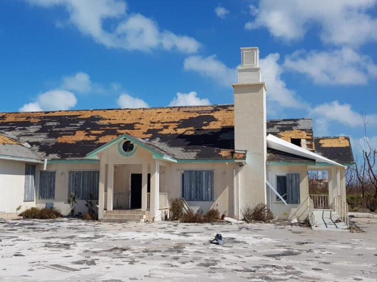 Anglicans respond to Hurricane Dorian devastation