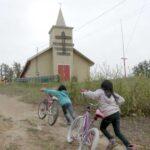 St. Matthew's Church, Kingfisher Lake First Nation Photo: Anglican Video