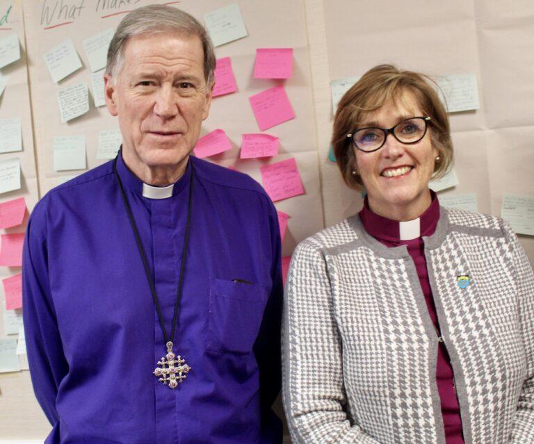 Former primate Hiltz to serve as assisting bishop of Moosonee