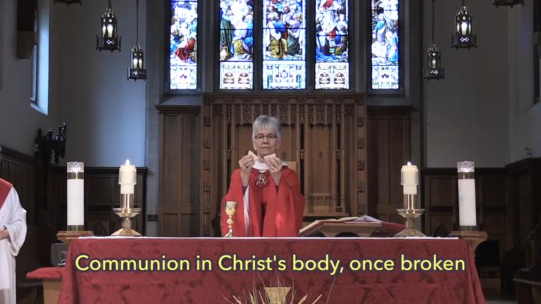 Eucharistic feast, fast or famine?