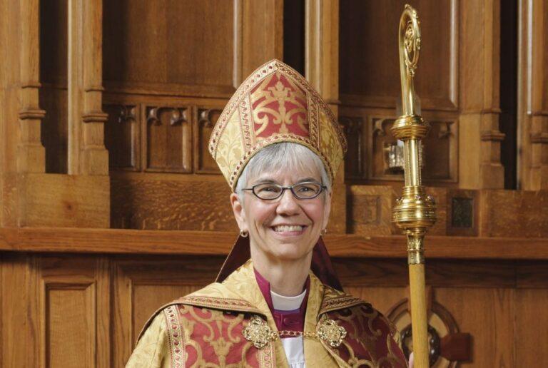 Archbishop Melissa Skelton announces retirement, episcopal election
