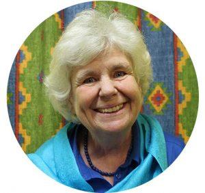 Mary Jo Leddy, director of Romero House in Toronto Photo: Maran Nagarasa