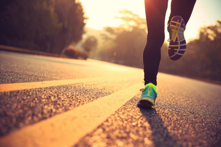 Running to God