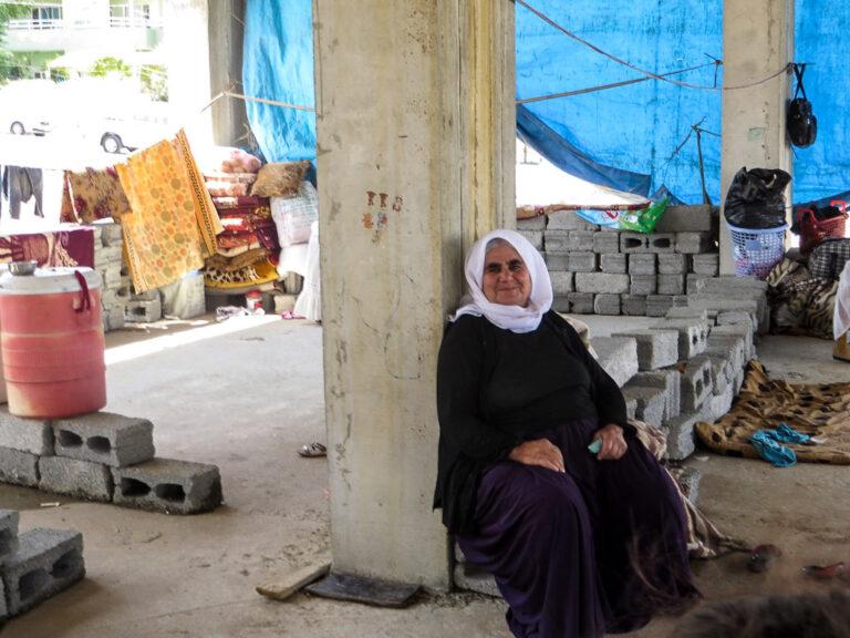 PWRDF helps displaced Iraqi families come home