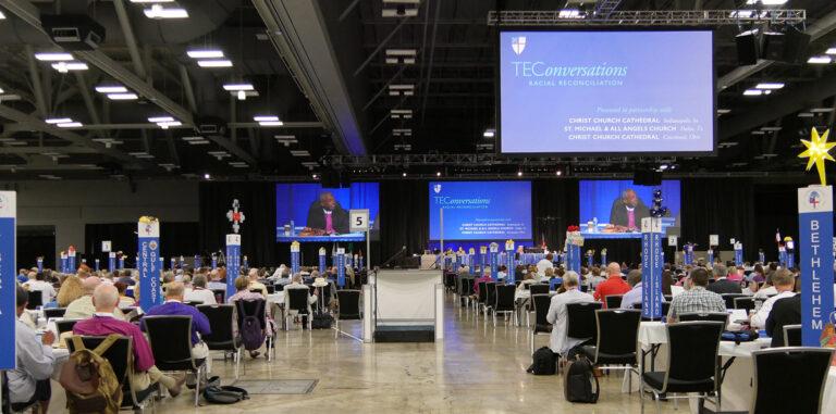 Episcopal church pushes triennial meeting to 2022