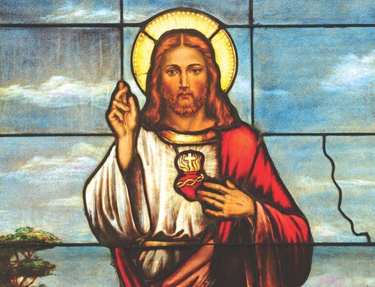 White Jesus and me