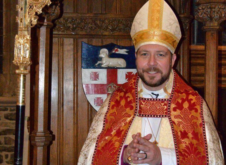 Sam Rose elected bishop of Eastern Newfoundland and Labrador