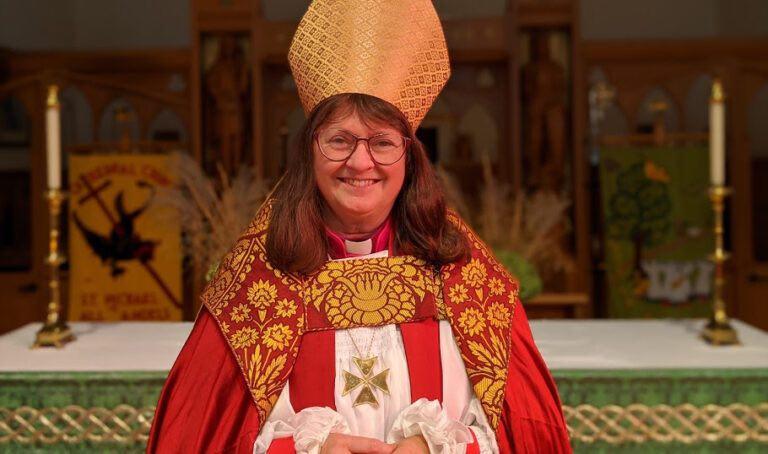 Lynne McNaughton elected metropolitan of B.C. and Yukon