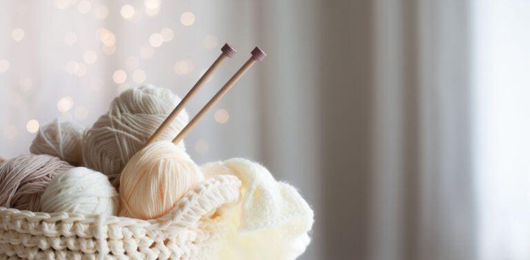 'Contemplative Knitting' spins a vision of prayer—stitch by stitch